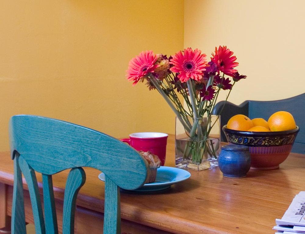 Sunny Country kitchen - Nyack NY