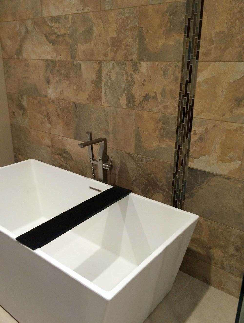 The perfect eco-friendly freestanding tub