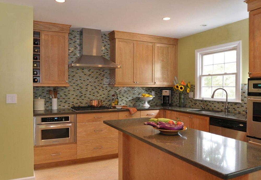 Eco-friendly kitchen remodel New City NY