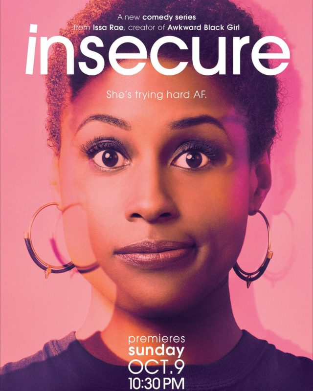 For your Adulting bae - Insecure Funny Factor: 🍑🍑🍑🍑 This Ish Too Real Factor:🍑🍑🍑 Booties On Fleek Factor: 🍑🍑🍑🍑 Issa Rae's writing has us LOL'ing at life, plus those sex scenes really get us sweating. We're also all about exploiting the booties of the fine guys on the show!