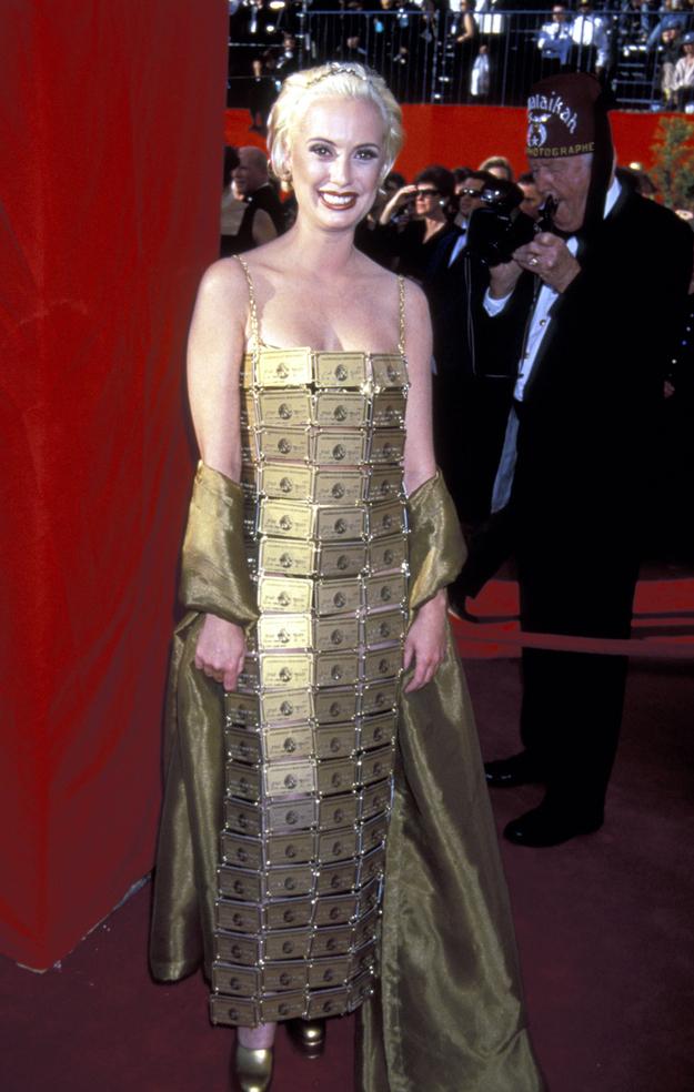LIZZY GARDINER IN 1995