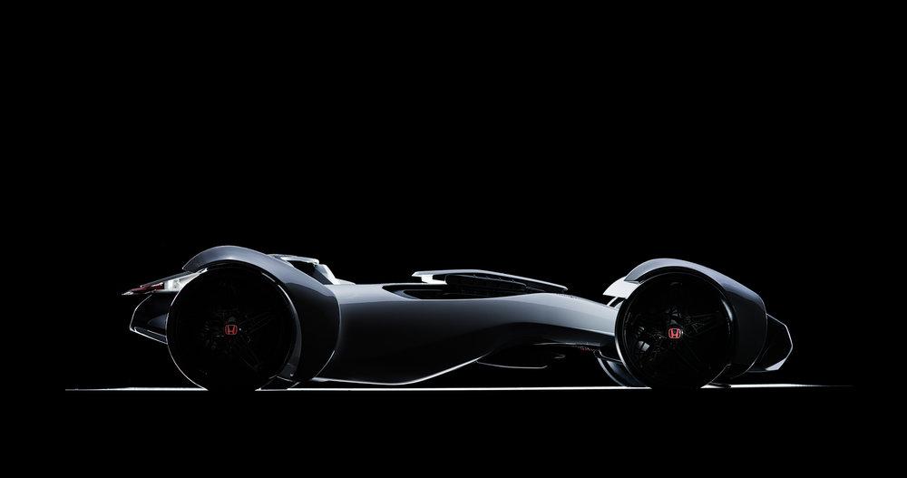 Honda concept car