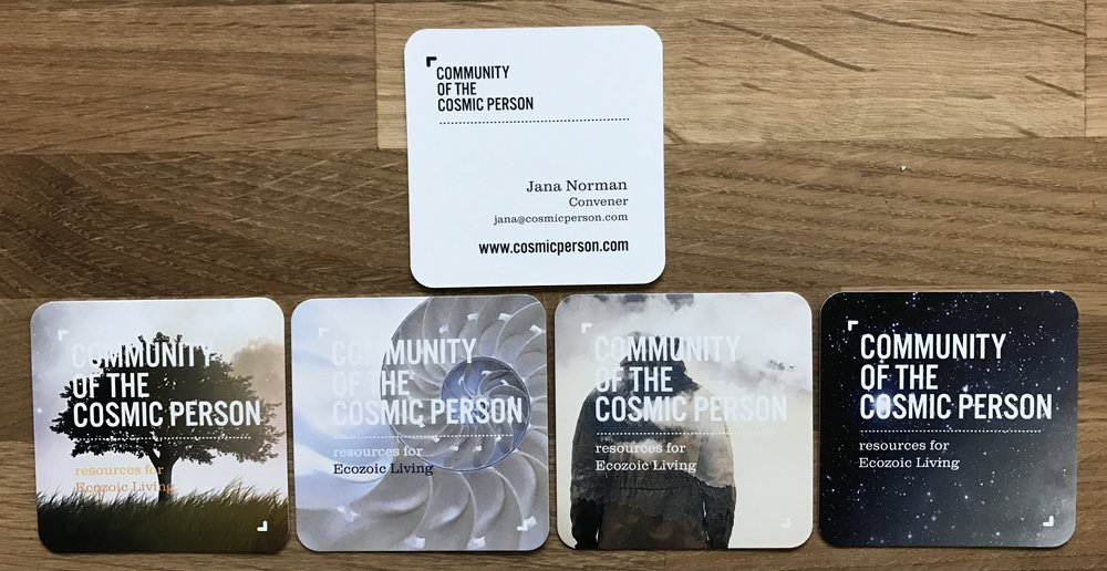 Cosmic Person Community cards