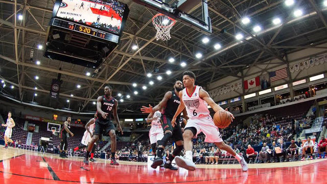 Courtesy: Raptors 905