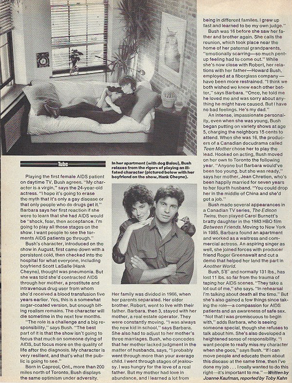 People Weekly: February 1, 1988