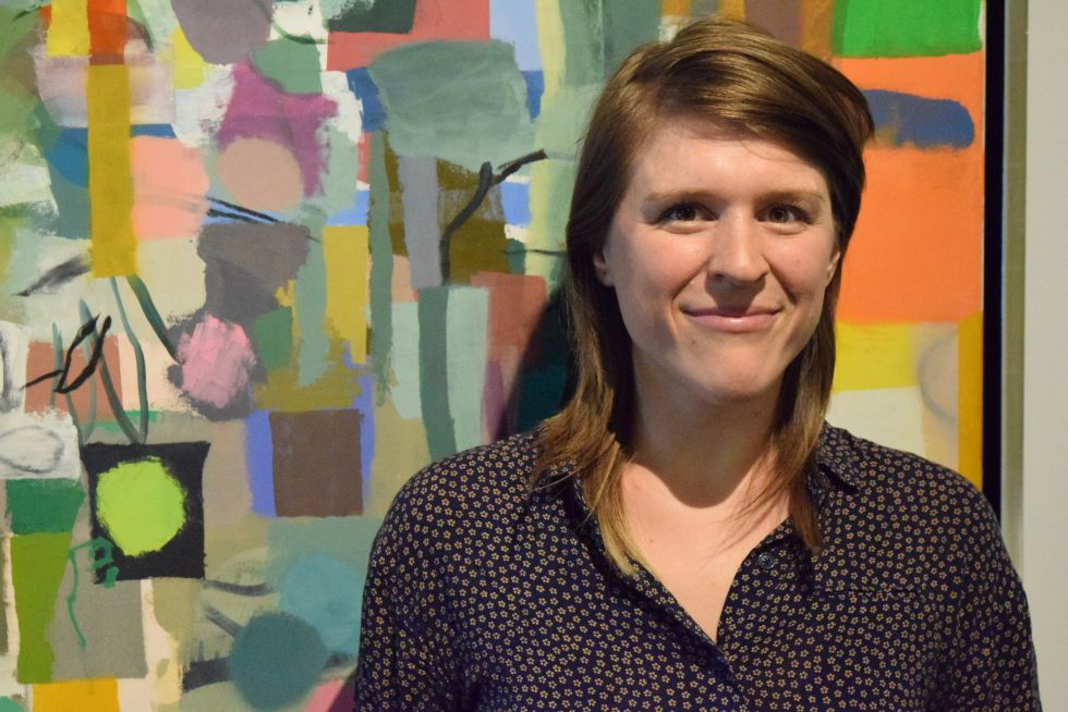 Morgan R. Hobbs - Jacqueline is a painter living and working in Copenhagen, Denmark.