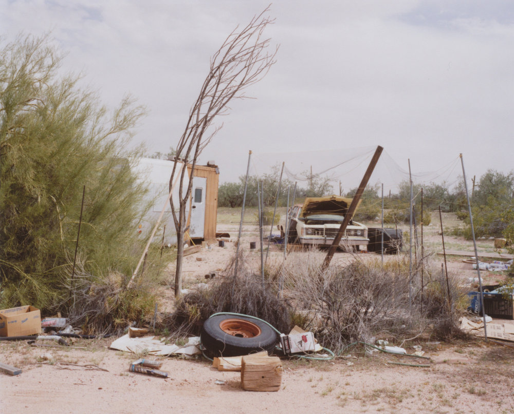 - Maricopa County, Arizona2014Chromogenic print16 x 20 inches