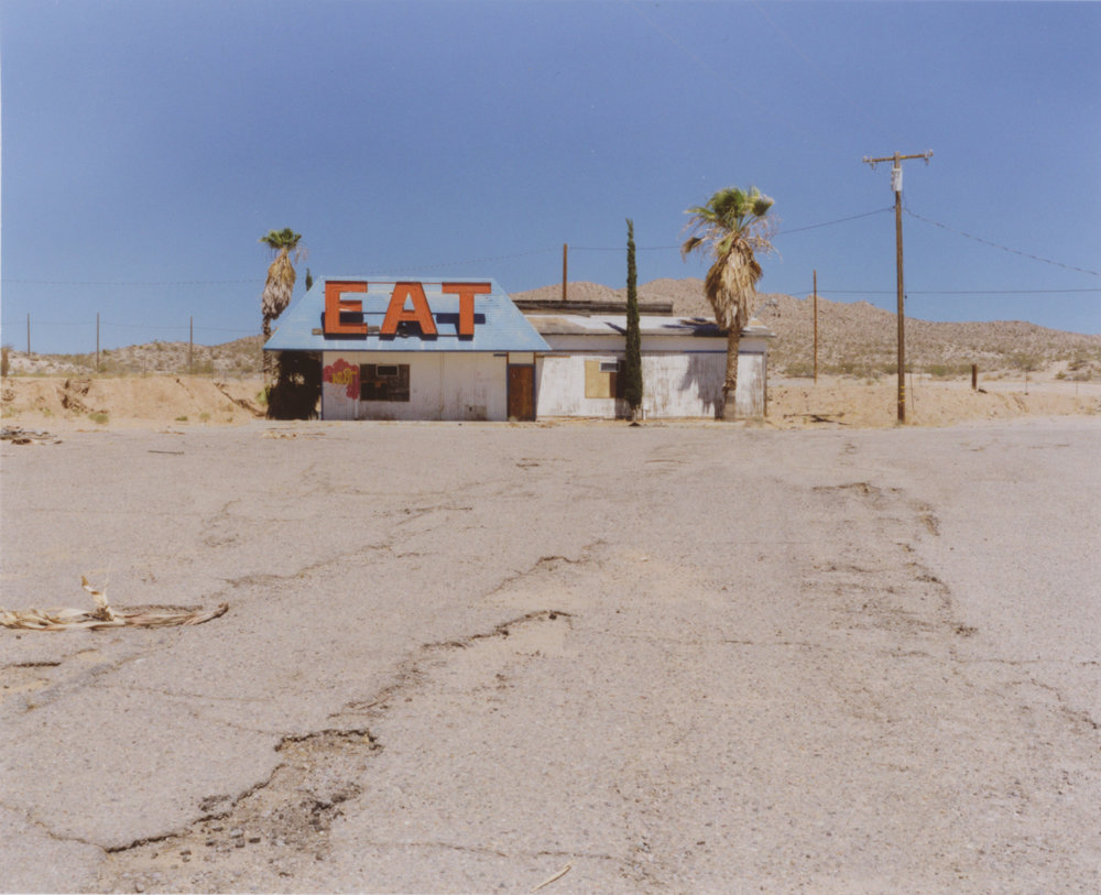 - Mojave Desert2013Chromogenic print16 x 20 inches