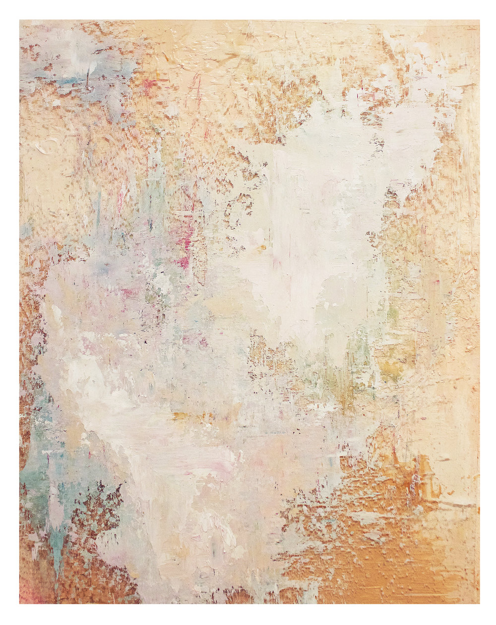 - Haze III2015Acrylic on dura-lar on paper14 x 11 inches