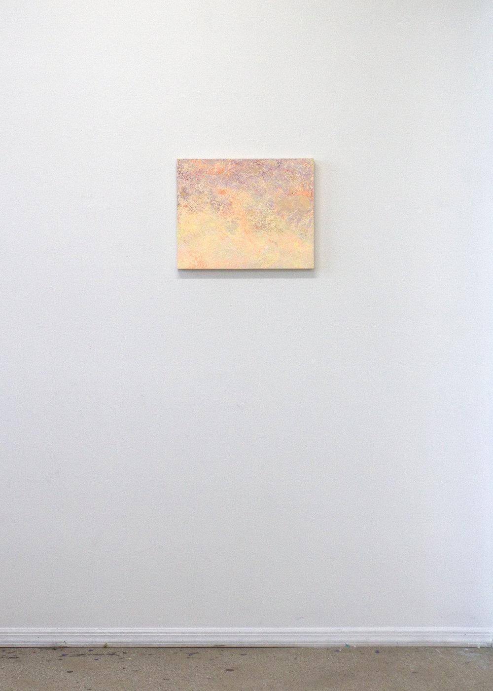 - Scrape II2018Acrylic on panel16 x 20 inches
