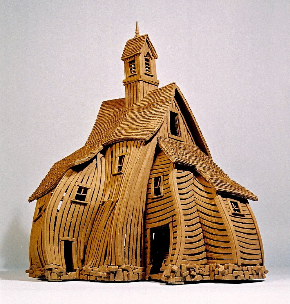 - Vertigo Barn2015Ceramic15 x 15 x 22 inches