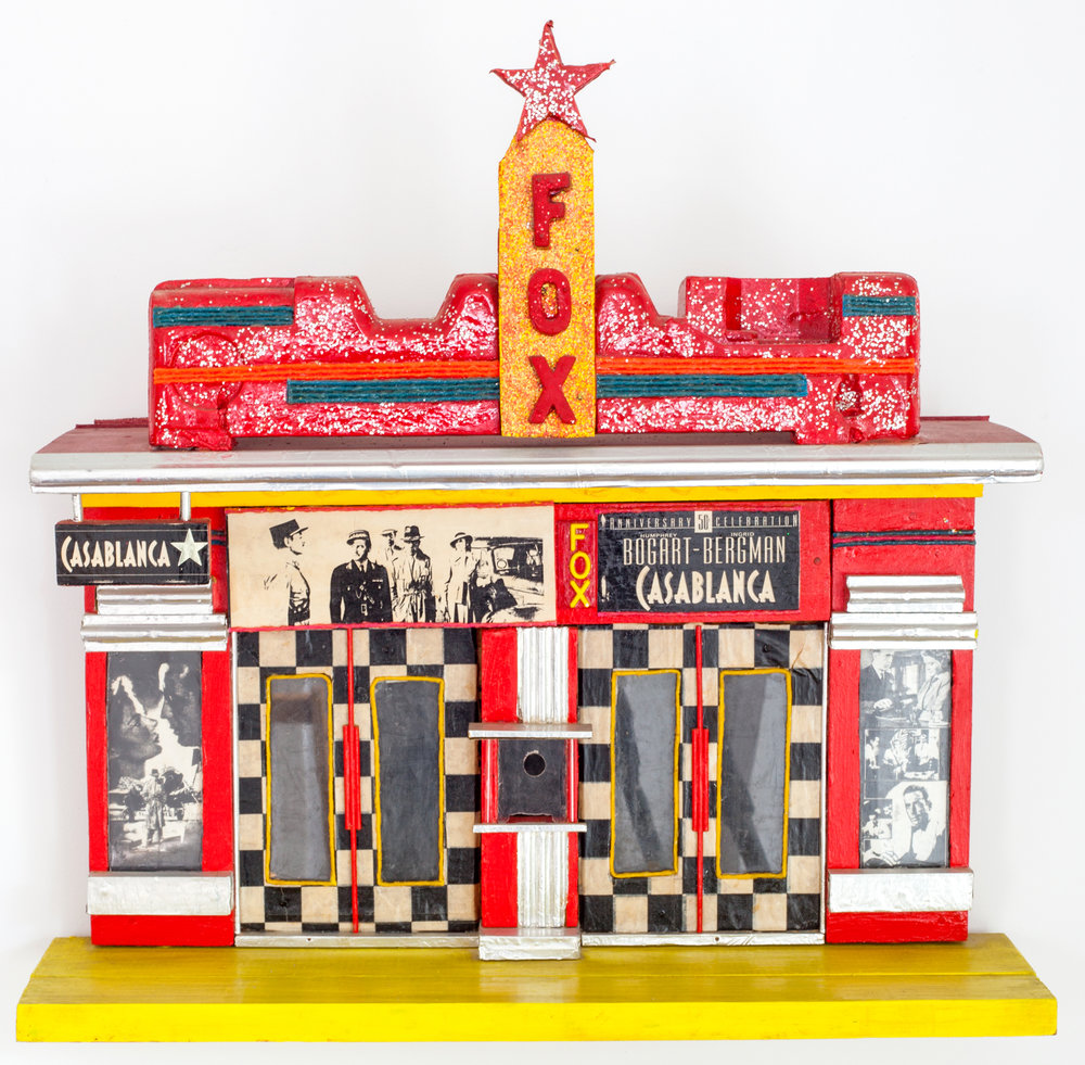 - Casablancac. 2005Wood, foam, and mixed media18       96       Normal  0          false  false  false    EN-US  X-NONE  X-NONE                                                                                                                                                                                                                                                                                                                                                                                                                                                                                                                                                                                                                                                                                                                                                                                                                                                 /* Style Definitions */ table.MsoNormalTable {mso-style-name: