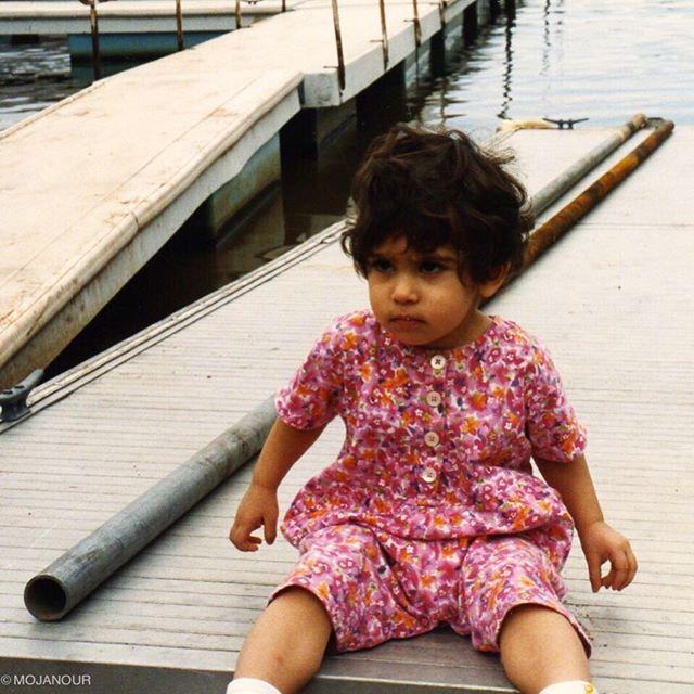 mean-muggin' since 1992 😂  #tb #minimojan #happywednesday