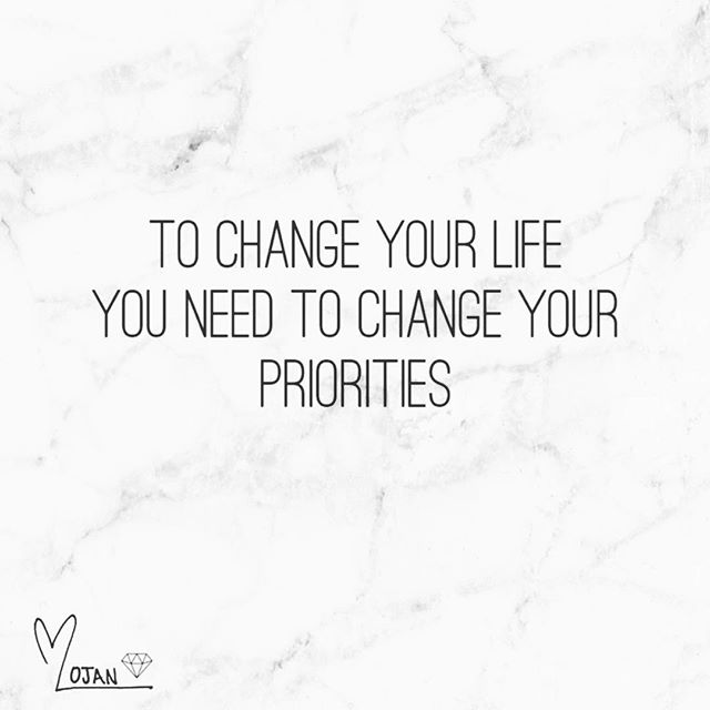 Reprioritizing in order to get the outcome you said you wanted. What are your priorities for 2019? . . . . #quoteoftheday #quotestoliveby #instaquotes #entrepreneur #millionaire #billionaire #success #workhard #millionairesclub #minordetails #runthistown #ceoinheels #ceo #takingovertheworld #mindset #welcometothegrind #bossbitch #bosswoman #quote #quotes