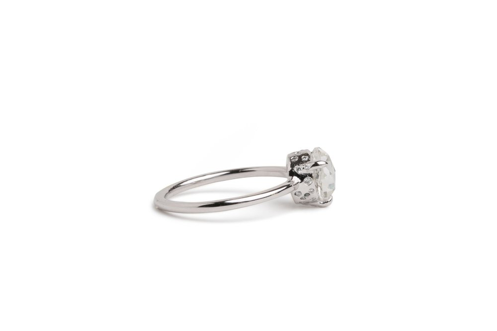 platinum-round-rose-cut-diamond-solitaire-custom-engagement-ring-rosey-west-side