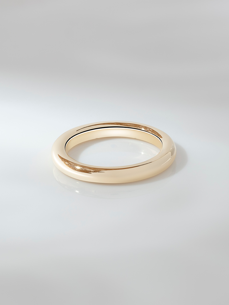 Foundation Engagement Ring Ii 2 5mm Rosey West Fine Jewelry