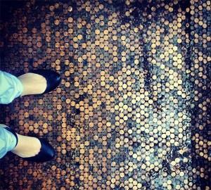 feet-floor