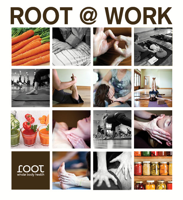 root @ work