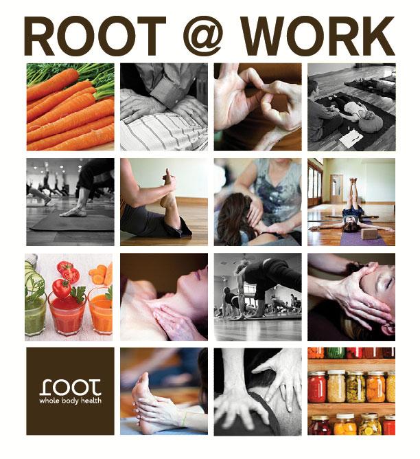 root @ work