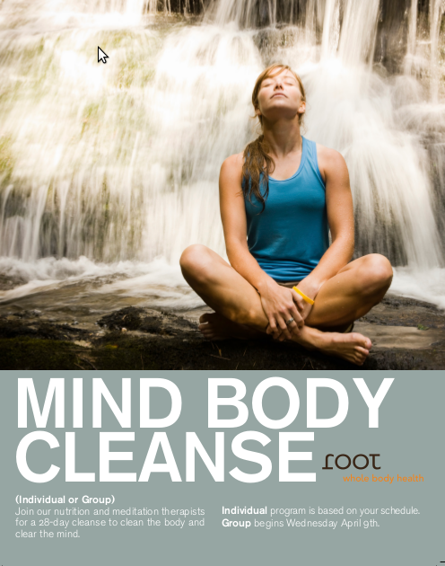 MIND-BODY CLEANSE