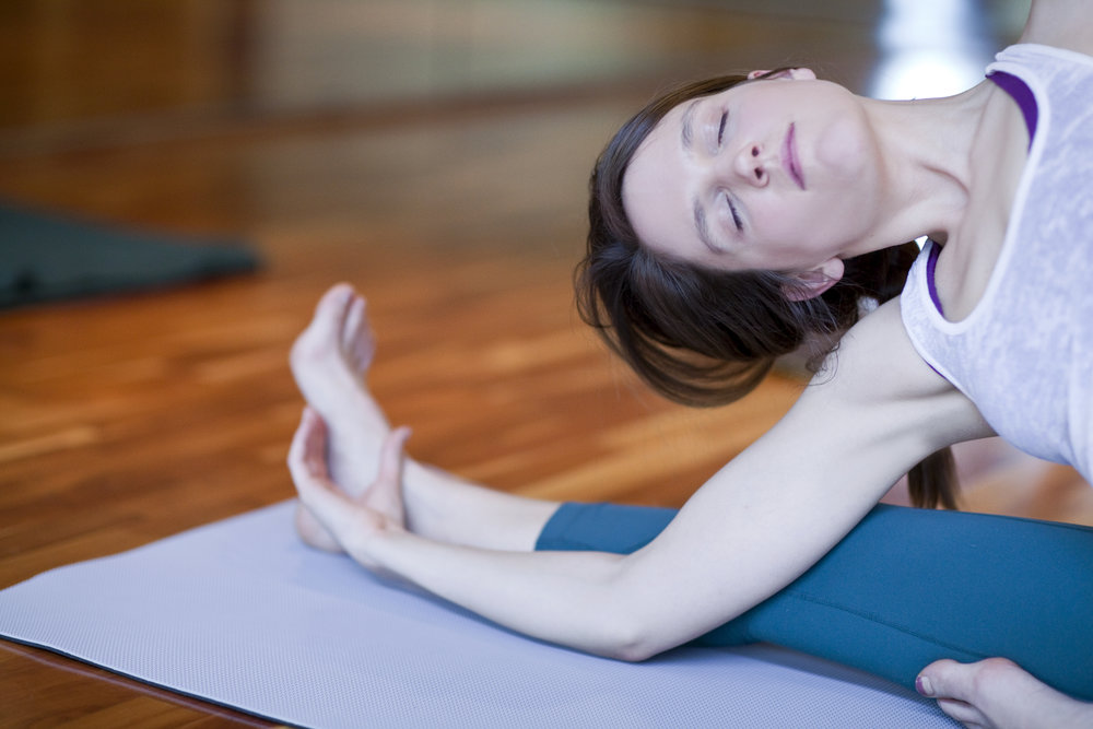 Slow Flow yoga is meditation in motion