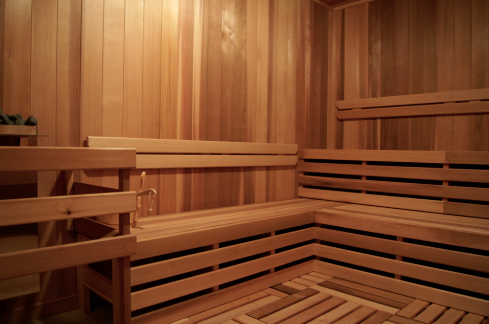 Community Sauna at Root NW