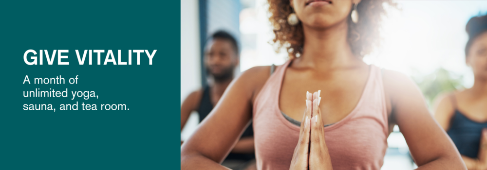 A month of unlimited yoga & other movement classes with options for every fitness level, from uber-athletes to yoga-curious. View class descriptions and the schedule for both our NE & NW locations  here .