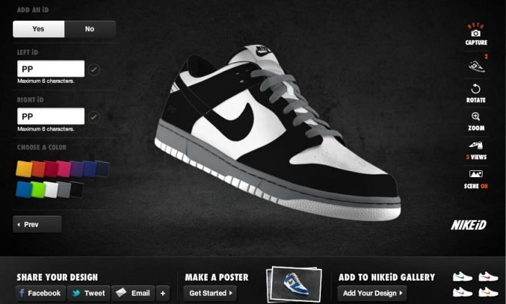 brand new 6e63e af52d ... get my spiderman nike dunks oh and did i mention that black white and  silver just