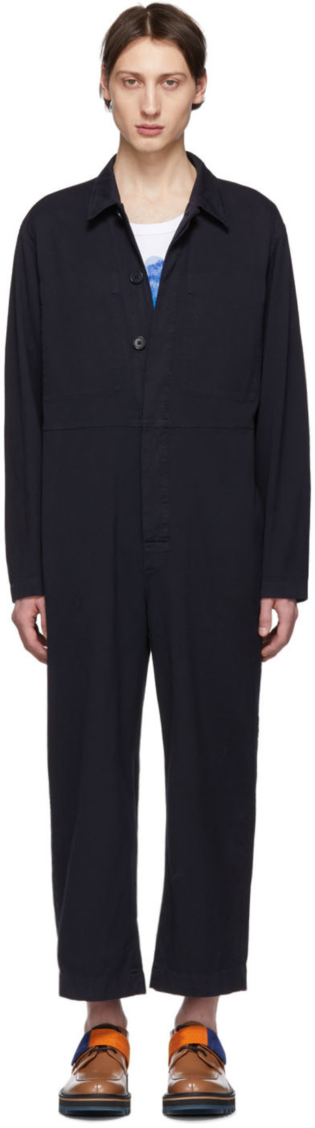 Dries Van Noten Peanut Jumpsuit