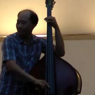 Dave Lang - bass