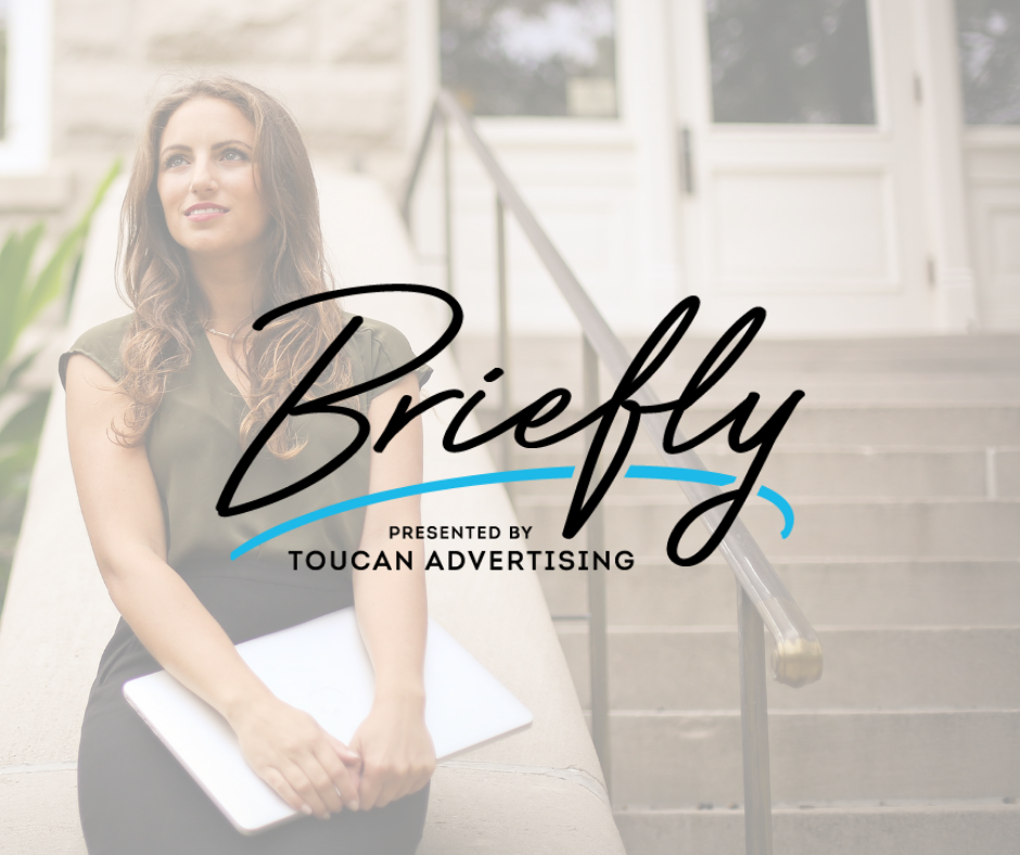Toucan Advertising New Orleans Agency Briefly Podcast