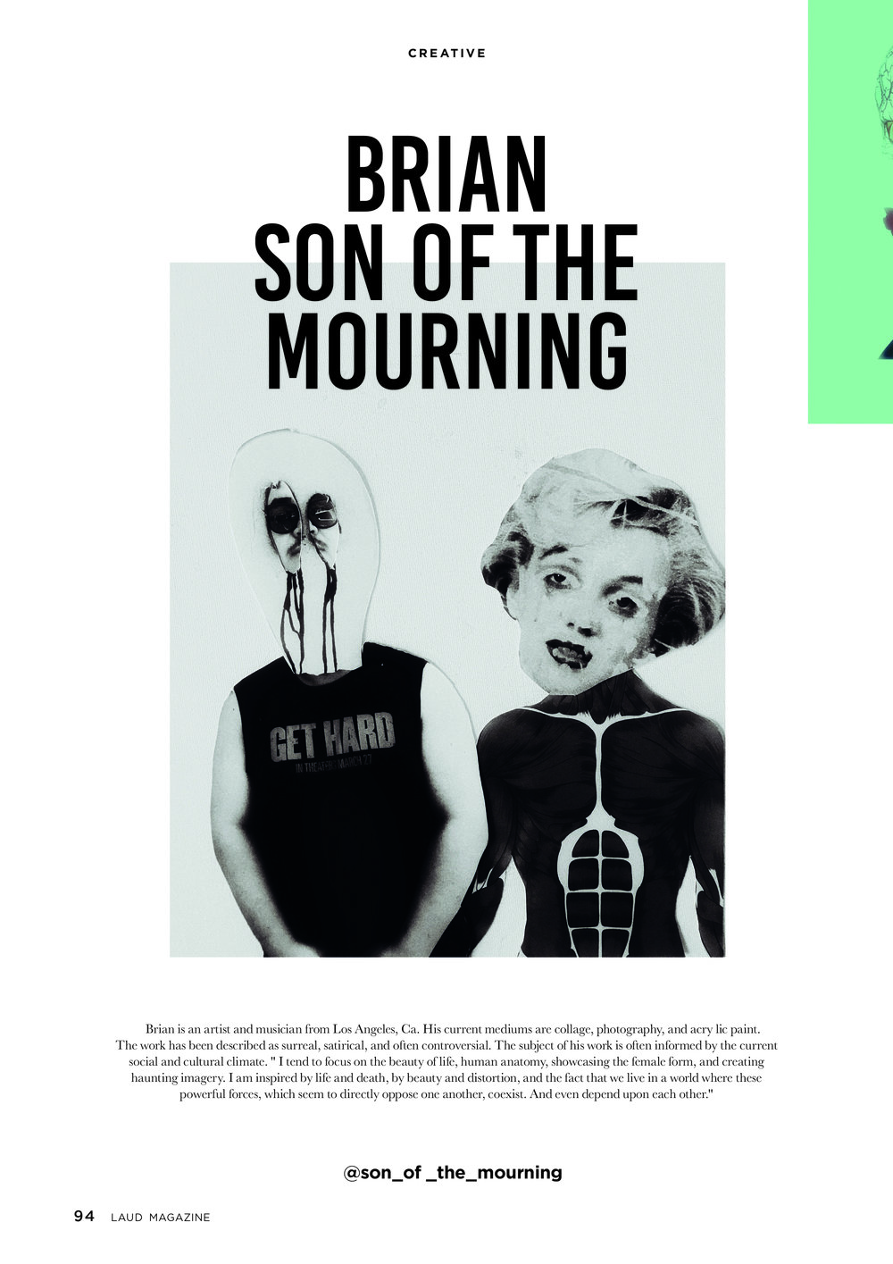 laud magazine - issue #10 son of the mourning single pages.jpeg