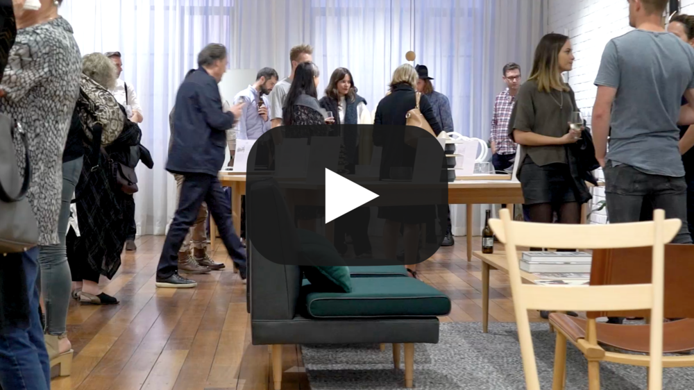 April 2018  KFive+Kinnarps   VIDEO : A Week With KFive   Each week is never the same here at KFive. We are excited to share with you an insight into a week in March when we hosted Decoding Design for Melbourne Design Week.