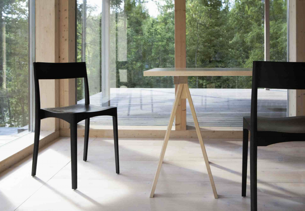 April 2018  Nikari   New Catalogue for 2018   Nikari is a Finland-based wood design studio and furniture manufacturer. Established in 1967, their first years were marked by close collaboration with amsters of Finnish architecture and design, such as Alvar Aalto and Kaj Franck.