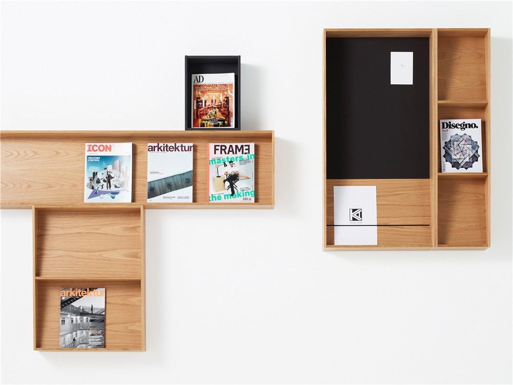 July   Magazine Holders   Sometimes the cover is too pretty to hide away. Display your range of publications proudly with the help of our magazine holders. This month we feature a series of magazine holders which are both functional and beautiful in their own right
