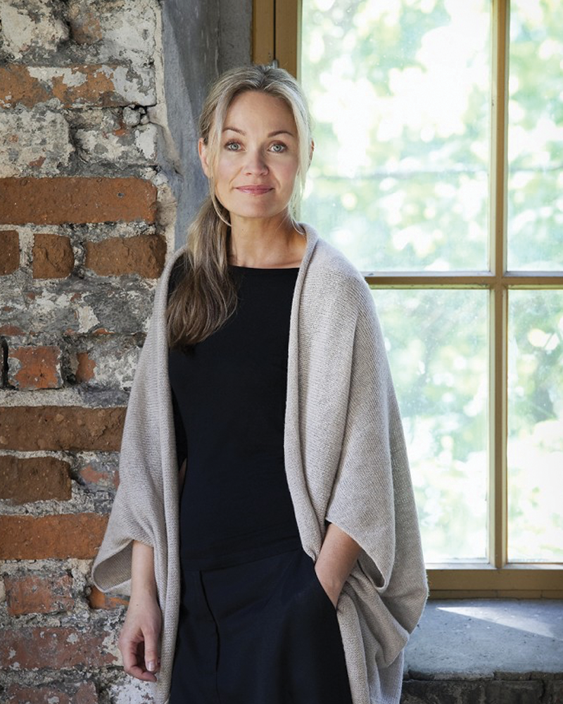 Johanna Vuorio   Entrepreneur & CEO of Nikari Oy.