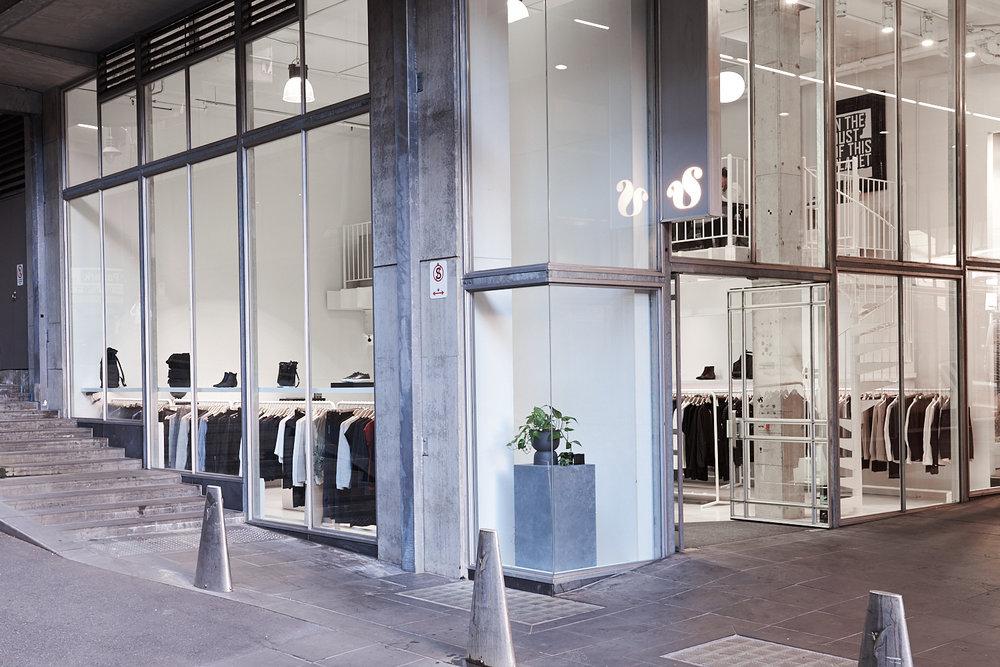 Swensk, Shop 1, 230 Lt Collins Street, Melbourne, 3000. Photo by  Eve Wilson