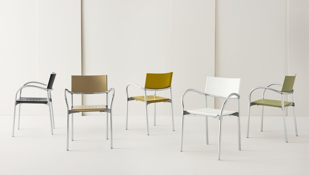 September Chairs under $300   A small budget doesn't have to mean compromising on quality.   KFive+Kinnarps has a extensive furniture collection which can adapt to even the tightest of budgets, without jeopardising the design integrity.