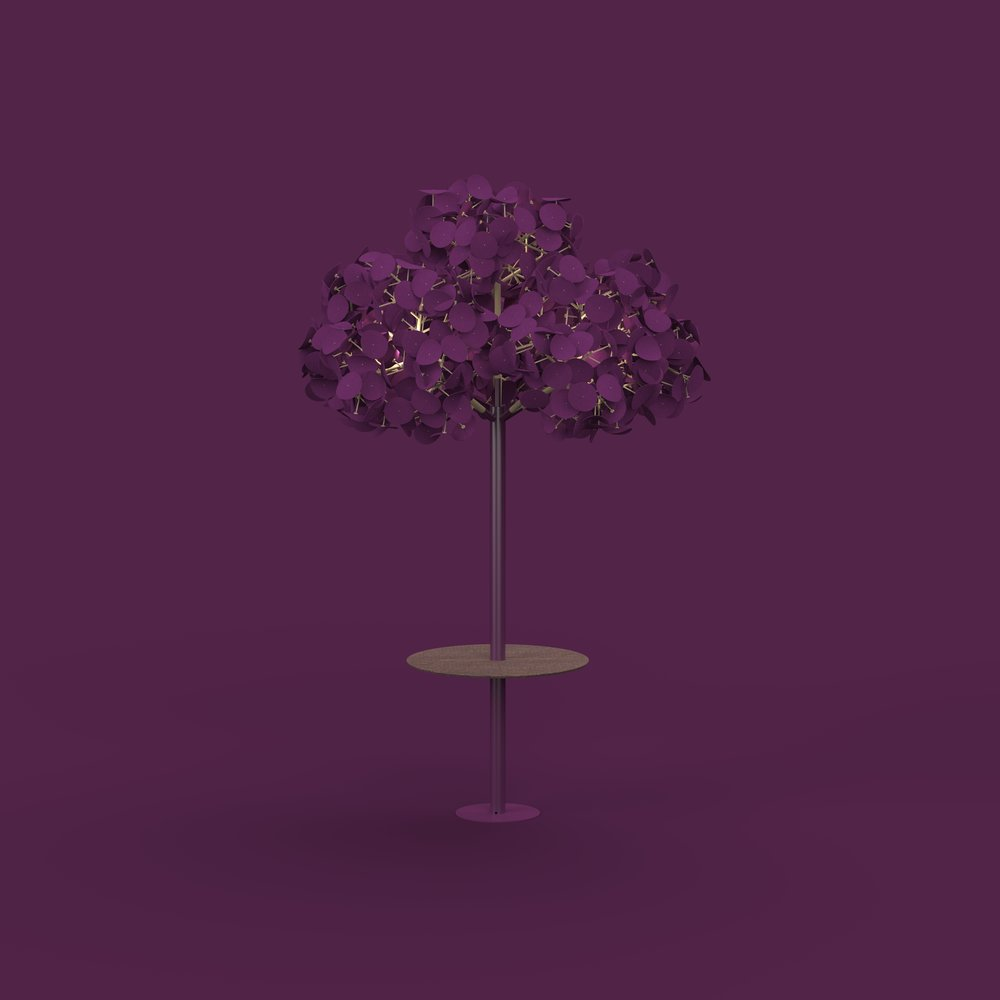 Metal tree 300 workstation Precious Plum.jpg