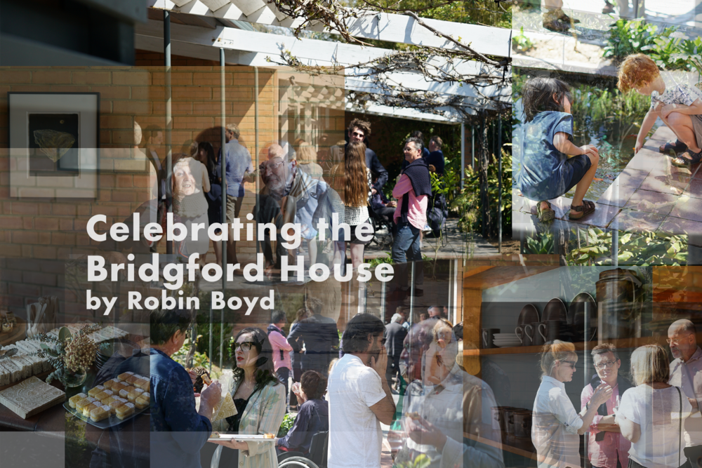 October 2018  KFive+Kinnarps   Celebrating the Bridgford House by Robin Boyd (1954)   Robin Boyd's 'Bridgford House' is an architectural ode to reflection and simplicity. Alongside the homes owner and architect Maggie Edmond, KFive+Kinnarps had the honour of co-hosting a special brunch event to celebrate the legacy of Boyd's iconic design.