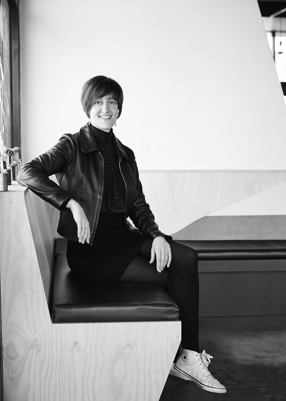 Christina Bozsan   Architect & Founder of BOARCH