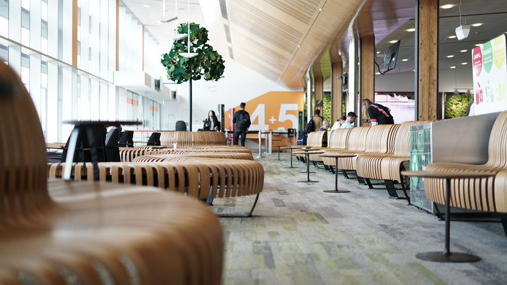 Hobart Airport   Tasmania