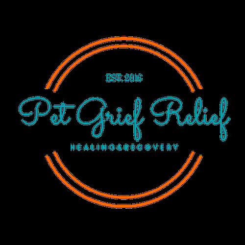 Pet Grief Relief Logo