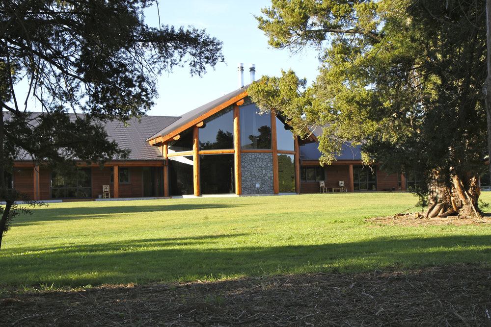 Woodbury Safari Lodge