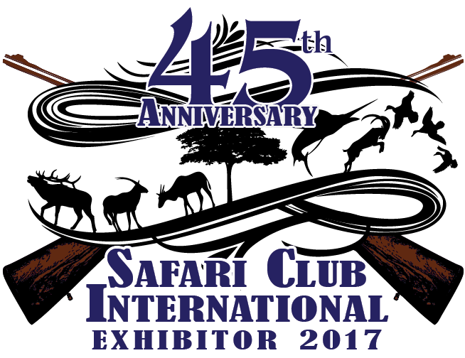 Booth 2067 at the 2017 Safari Club International Convention