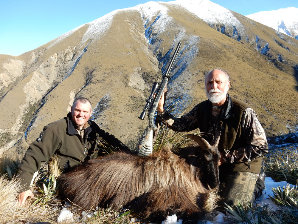 Black Powder Hunts - some excellent opportunities for taking a top ranking trophy in this method.