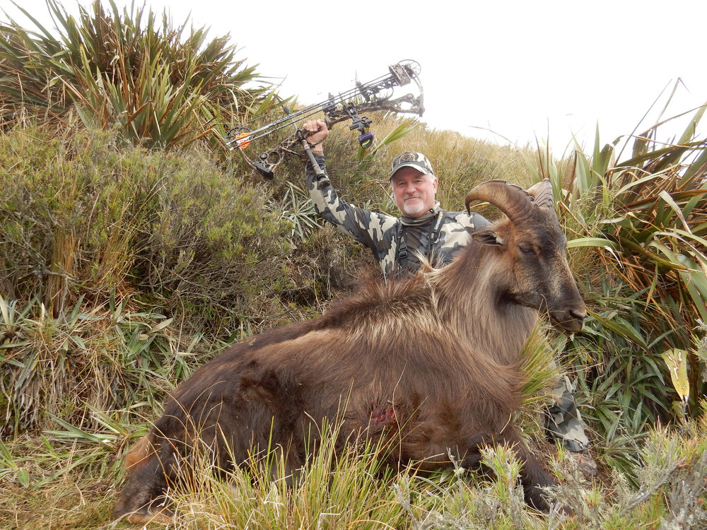 Archery Hunts - we guide bow hunters to big trophies every season