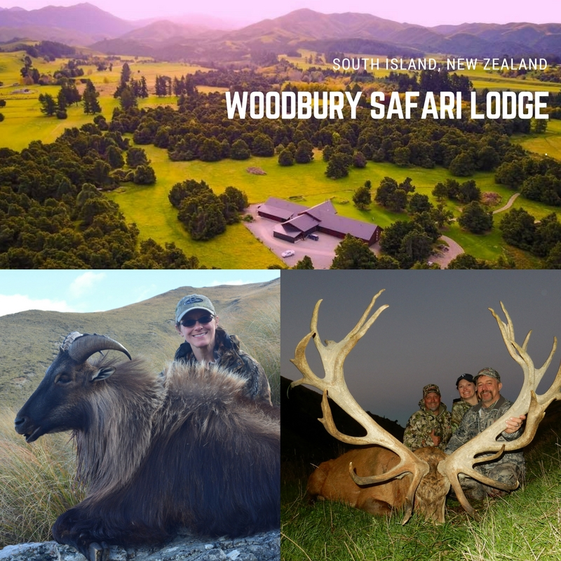 2018 COMBO STAG & TAHR - $95006 days | 5 nightsBest Tahr we can find - Stag 330-360 SCI quality included (Stag can be upgraded during hunt)Add non-hunter guest for $750 (just $150/night at New Zealand's finest custom log hunting lodge)