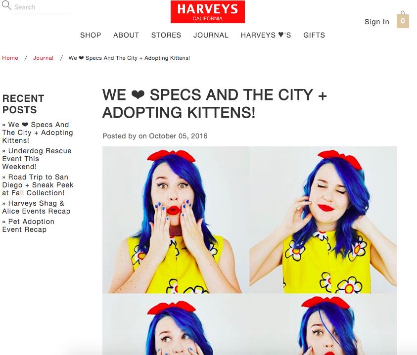 Shop Harvey's Feature