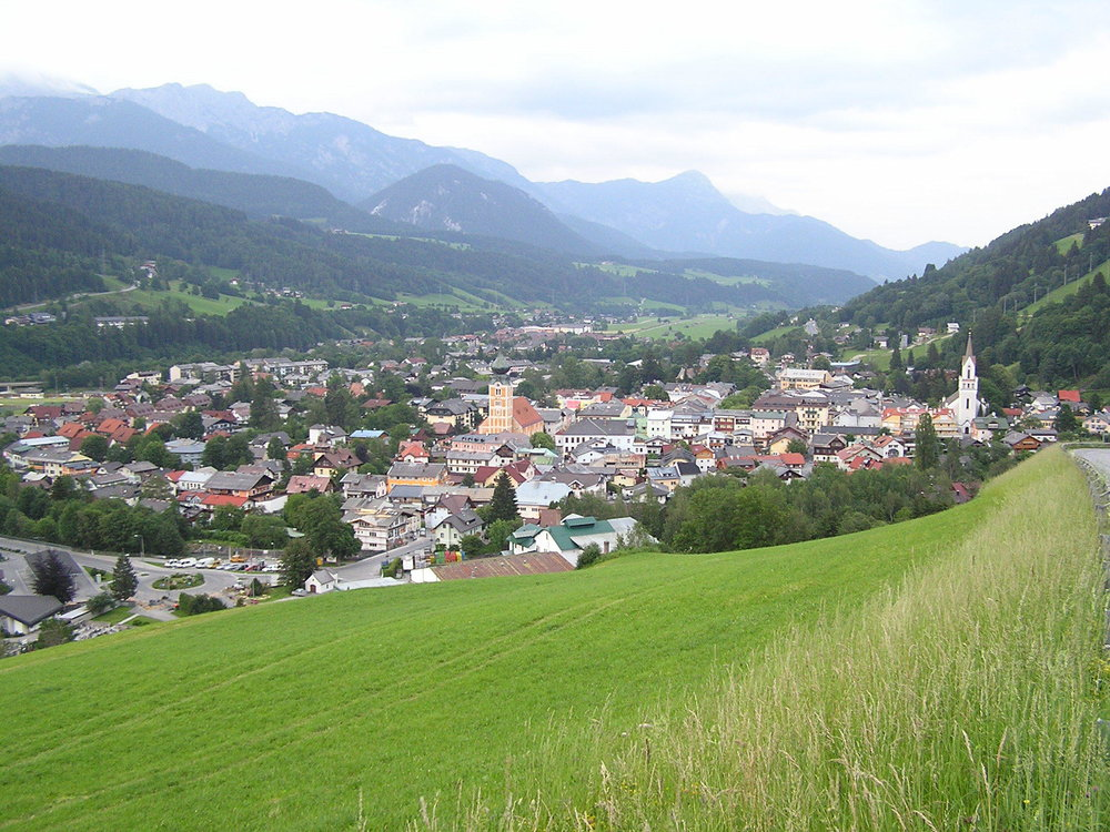 Summer in Schladming